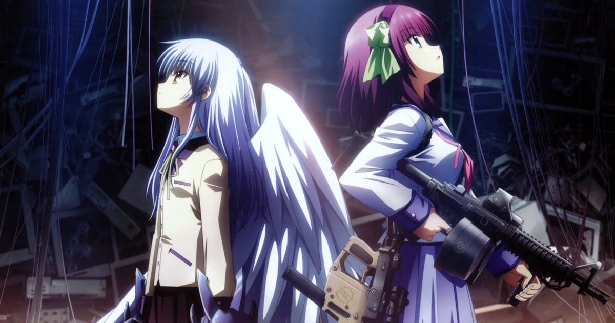 Angel Beats! 名言