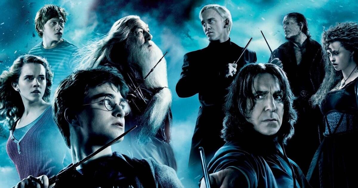 Harry Potter(ハリーポッター) 名言