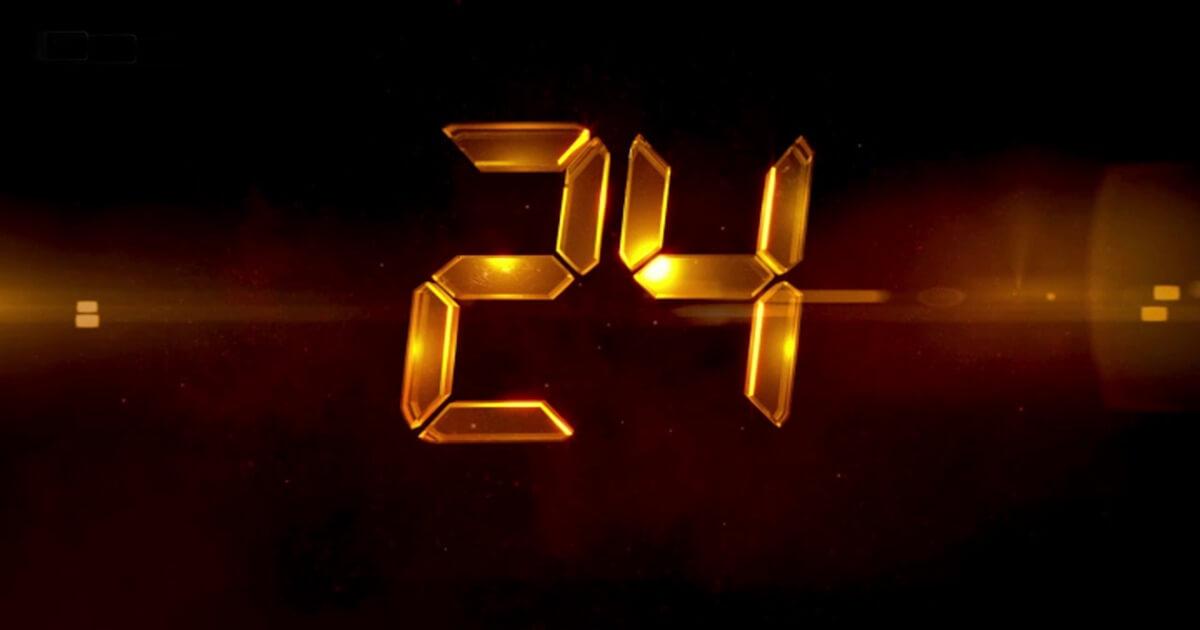 24 - TWENTY FOUR 名言