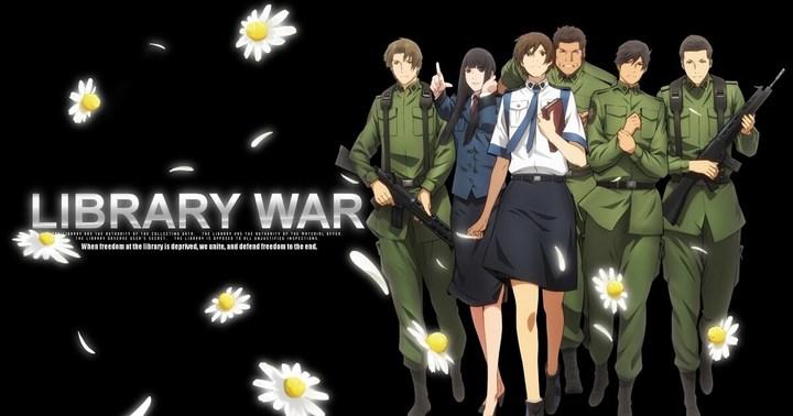 図書館戦争, 名言